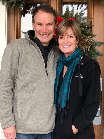 Nutrition Framingham MA Joan McDevitt and Husband